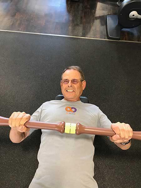 #BeActive Dr. Roger Greenberg Retired