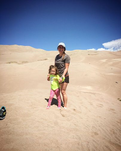 #BeActive Sand Dunes