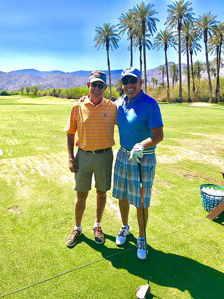 #BeActive on retirement and on Vacation, Dr. John Papilion