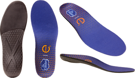 Dr. Comfort over the counter orthotics